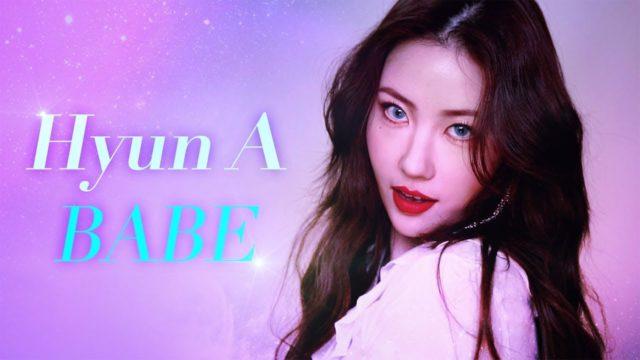 Hyuna - BABE / by Risabae