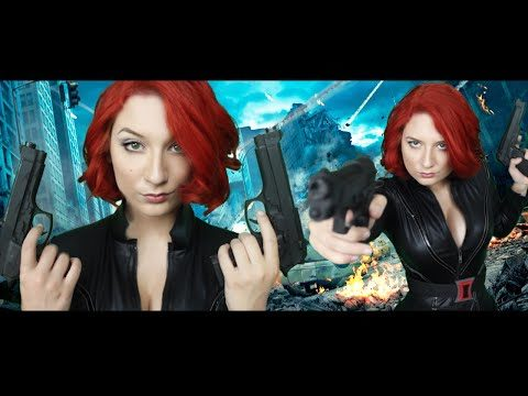 Black Widow (Natasha Romanoff) – Avengers Series : Brizzy Voices