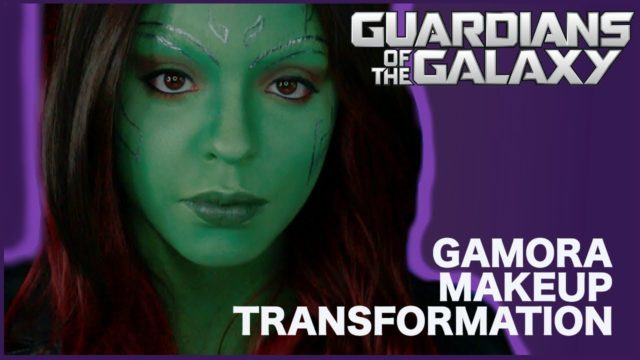 Gamora – Guardians of the Galaxy : Big Apple Beauty