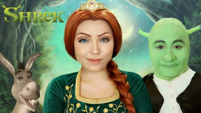 Princess Fiona -Shrek Seires / by dope2111