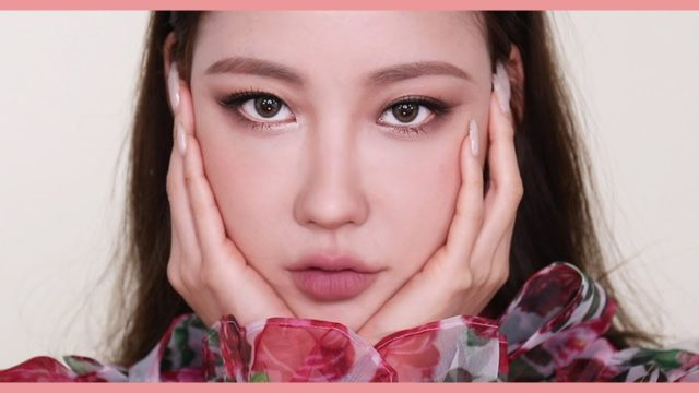 Mauve Pink Makeup Tutorial / by Risabae