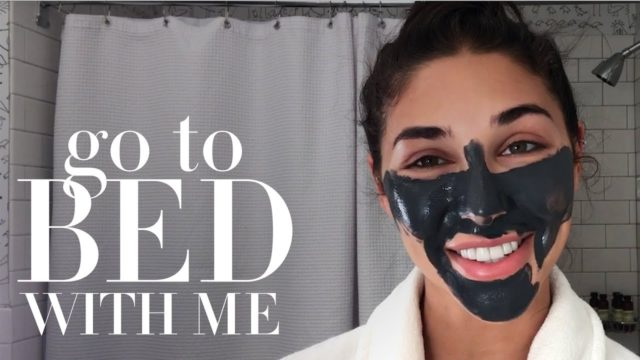 Chantel Jeffries' Nighttime Skin Care Routine (Go To Bed With Me) / by Harper's BAZAAR